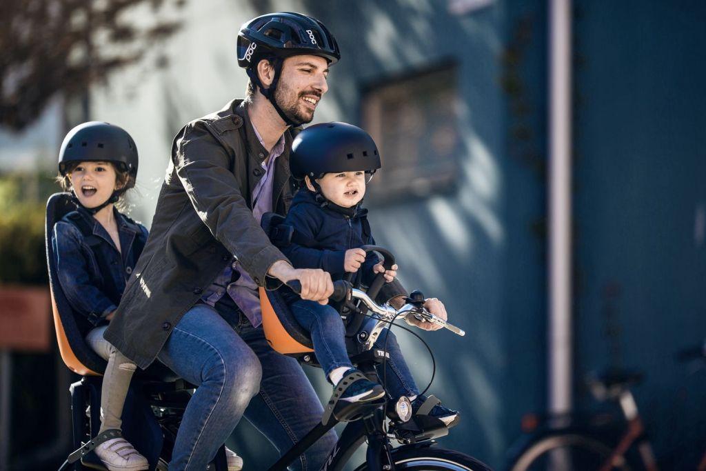 Kako odabrati dječje sjedalice za bicikl? Koje su razlike i na što treba obratiti pozornost