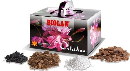 Грунт для орхидей Биолан