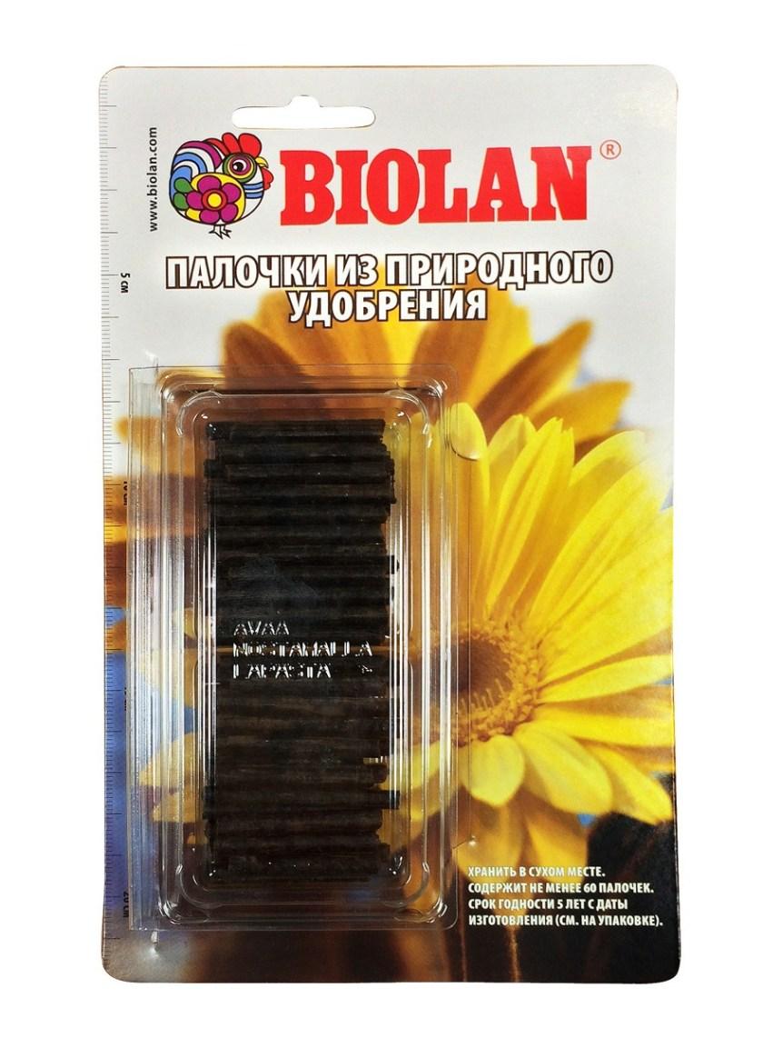 Удобрение палочки Biolan