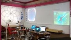 Dave and Richard produce interactive brainwaves - ASMbly 2014