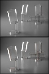 Techglass / / Client: glass designer Vaclav Rezac