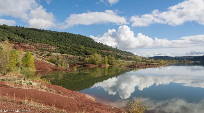 Licence Eden - Lac du Salagou