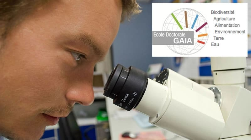 Doctorat à l'école doctorale GAIA Montpellier
