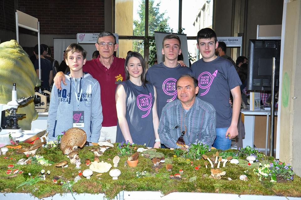 NNB9:Čudesni svet gljiva