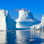 Icebergs e Aquecimento Global