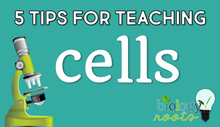 5 Helpful Tips for Teaching Cells