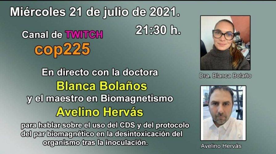 Debate en directo 21 Julio