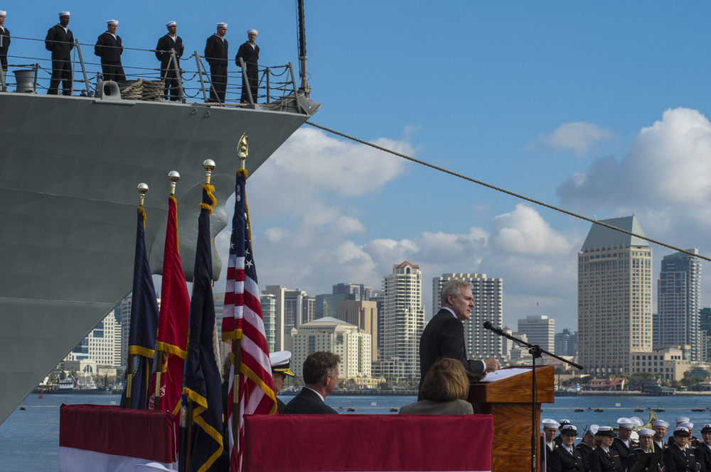 US Navy Launches Great Green Fleet With 2016 Kickoff Event