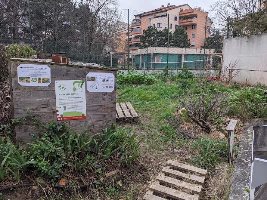 Jardin Incroyables Comestibles Lyon