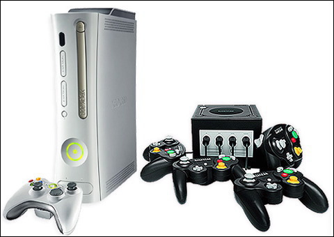 EMBEDDED VIDEO GAME CONSOLE