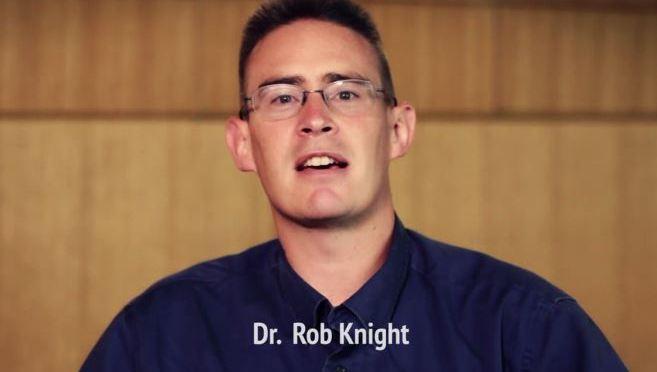 Dr Rob Knight