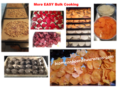More Bulk Cooking