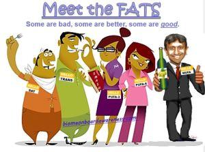 Meet the FATS, Source: biomeonboardawareness.com