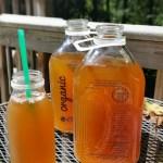 Picture of Green Tea, Black Tea, Lemon Juice Iced Tea Blend.