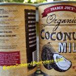 Picture of Trader Joe's Organic Coconut Milk