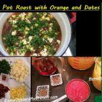 Photo of SCD PALEO Pot Roast with Orange and Dates