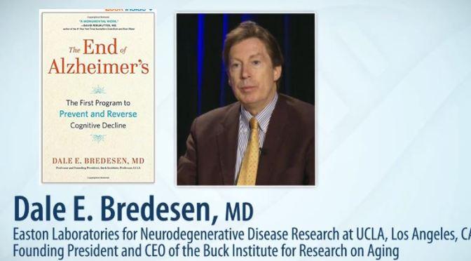 Alzheimer's Dementia Bredesen Approach