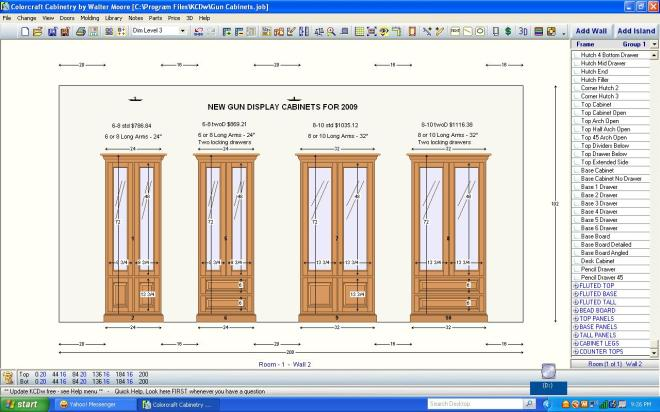 Gun Cabinet Plans Dimensions Woodworking Bench S Diy Pdf