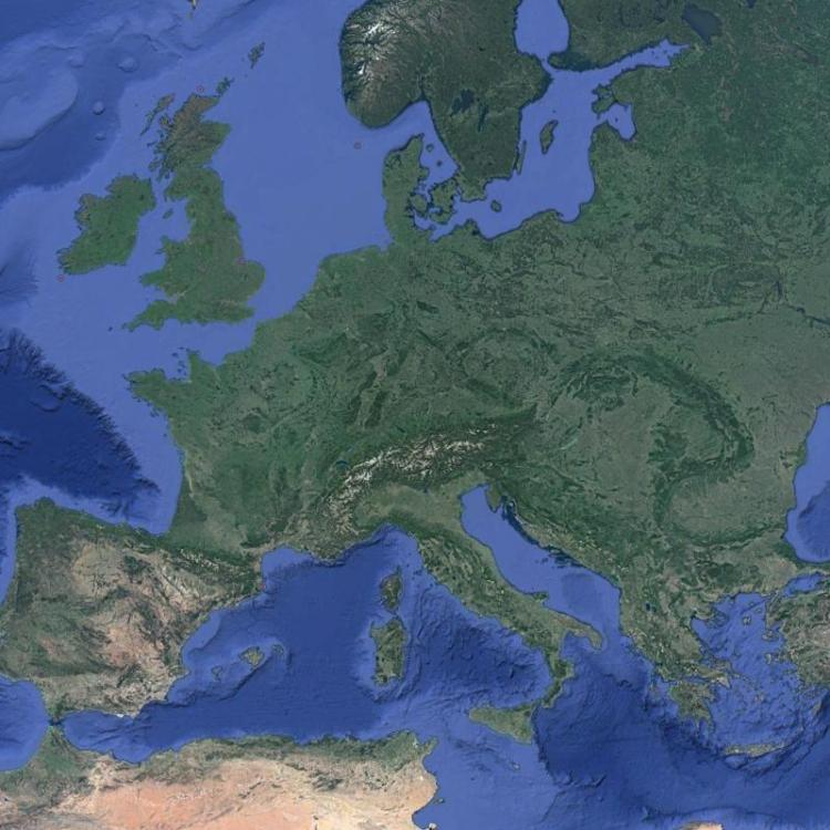 Europe and North Africa