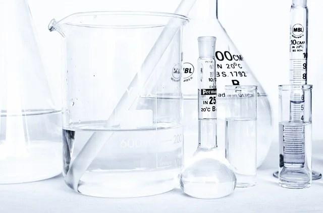 W pracy Chemika