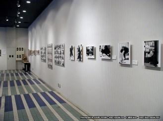 第一回個展:メイン壁面