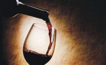 κρασί καρδιά