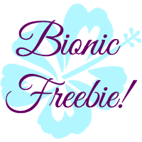 Free beauty samples on the Bionic Beauty blog