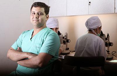 Dr. Arihant Surana of Alvi Armani clinic