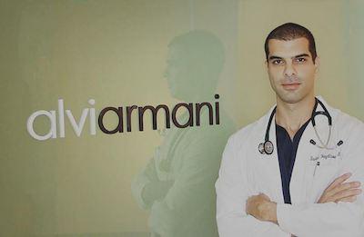 Dr. Baubac Hayatdavoudi of Alvi Armani