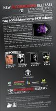Ghostbus EP Aconito Records 2010
