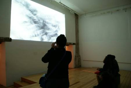 2014 – Ex-Teresa Museum, México City (screening my film)