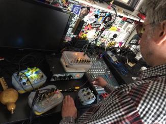 2014 Guest on Fractal Meat on a Spongy Bone 9am – NTS Radio, London