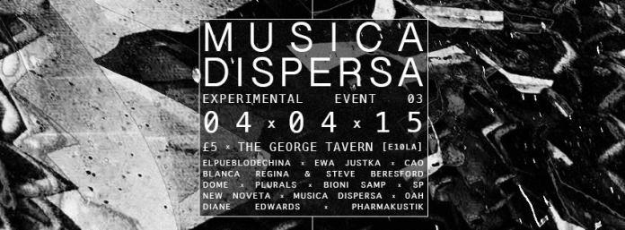 Musica Dispersa London 2015