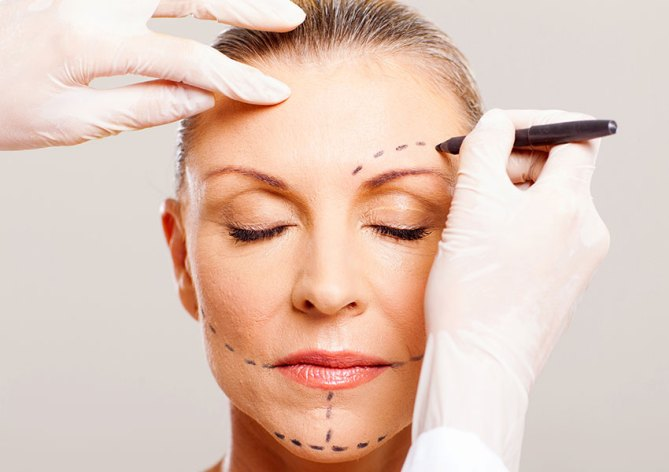 Image result for facelift in Dubai.
