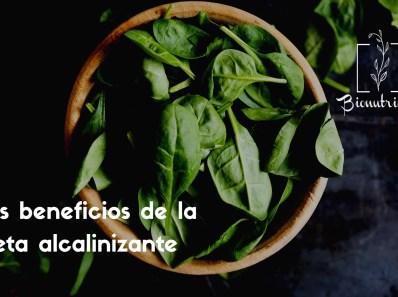 Los beneficios de la dieta alcalinizante-Bionutrición Ortomolecular