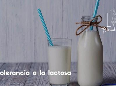 Intolerancia a la lactosa-Bionutrición Ortomolecular