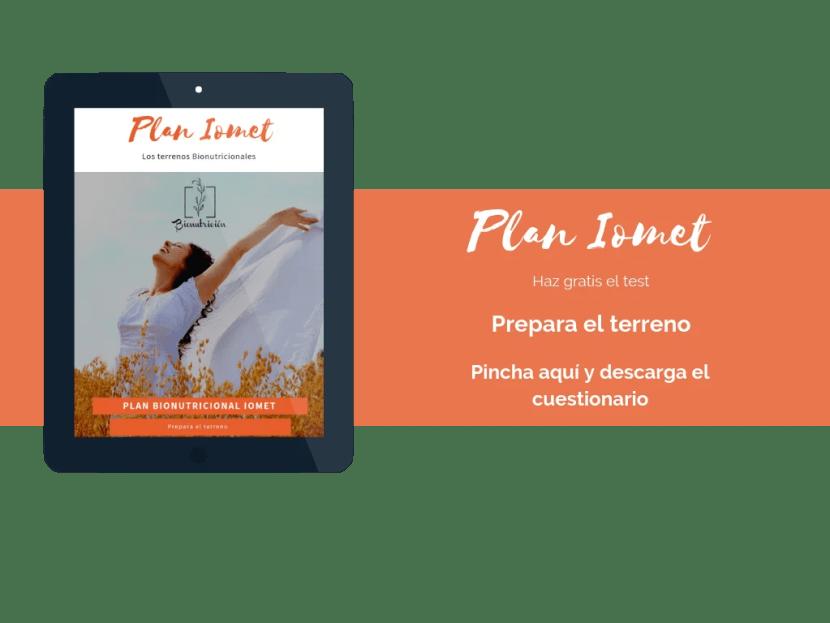 Plan Iomet - Prepara el Terreno. Terreno B- Basocolítico. Disbiosis intestinal. Candidiasis intestinal crónica.