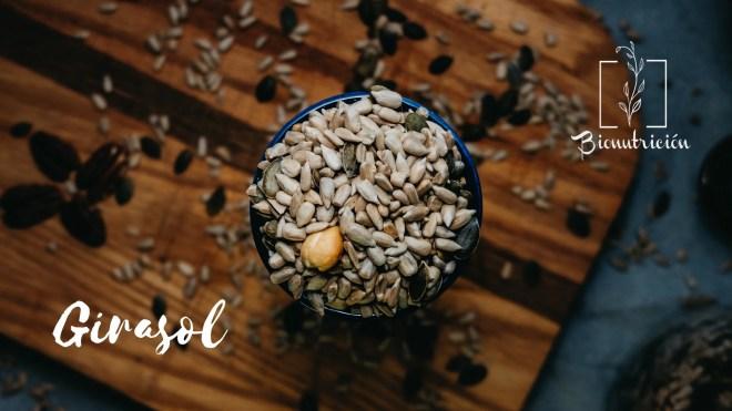 Propiedades de las semillas de girasol