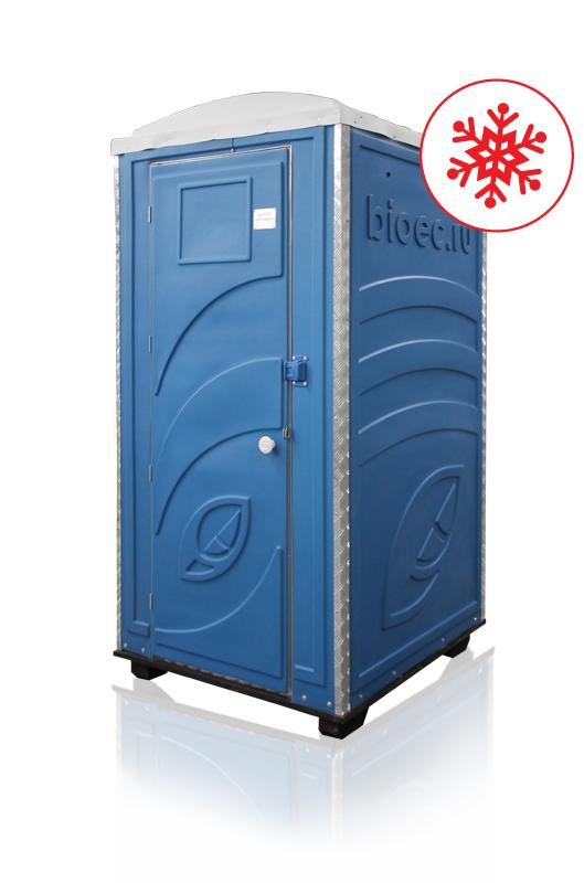 Туалетная кабин Эколайт зимний
