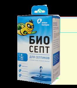 Биоактиватор БИОСЕПТ 300г