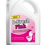 Жидкость для смывного бака B-Fresh Pink
