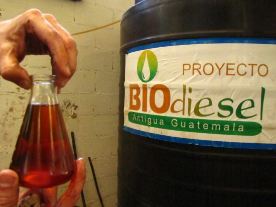 Litegua Explora Uso de Biodiesel