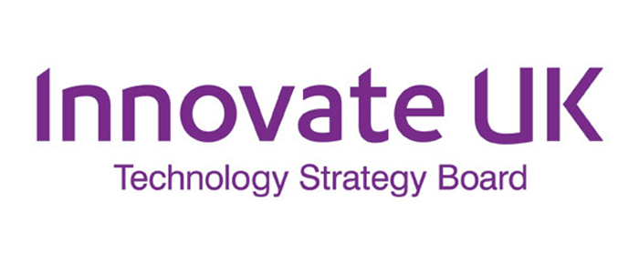 Innovate UK Logo Biopesticide Summit 2019 Swansea