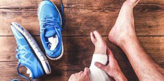 Bruising - Strains and sprains