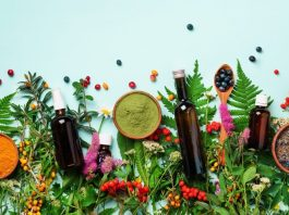 Herbs and Vitamins for Burns