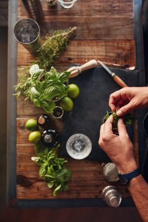 medicinal Herbs for Men's Health