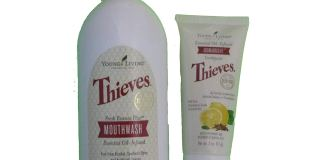 Thieves Oral Care with The Pretty Oil