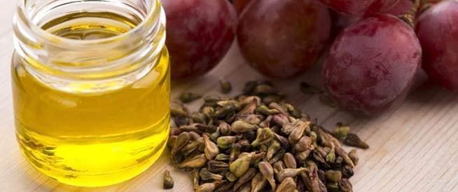 Benefits of grape seeds