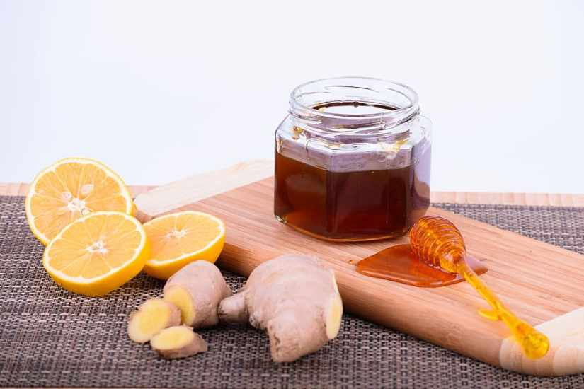 Honey and Lemon Cough Treatment