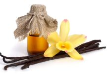 Vanilla-infused aromatherapy oil